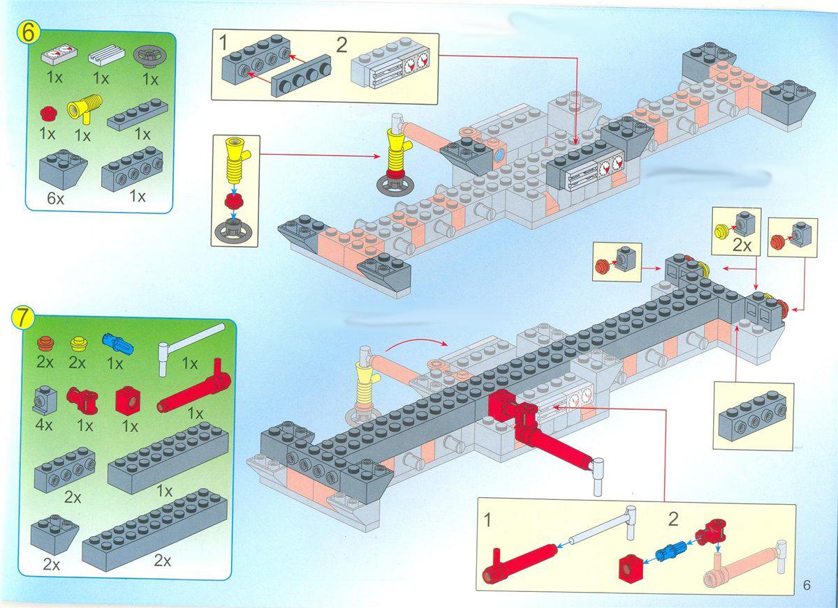 схема перевоза авто конструктор