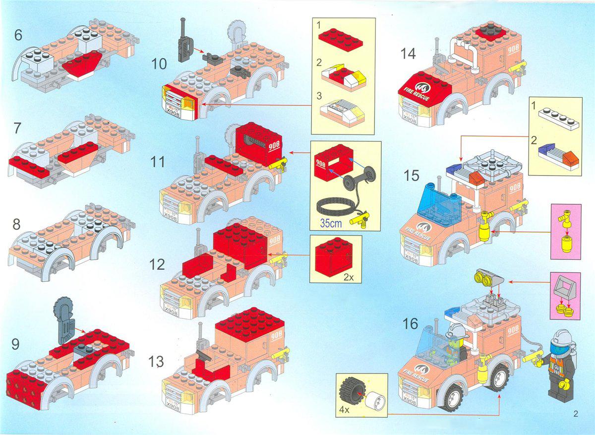 Общий список схем конструкторов SLUBAN / 53