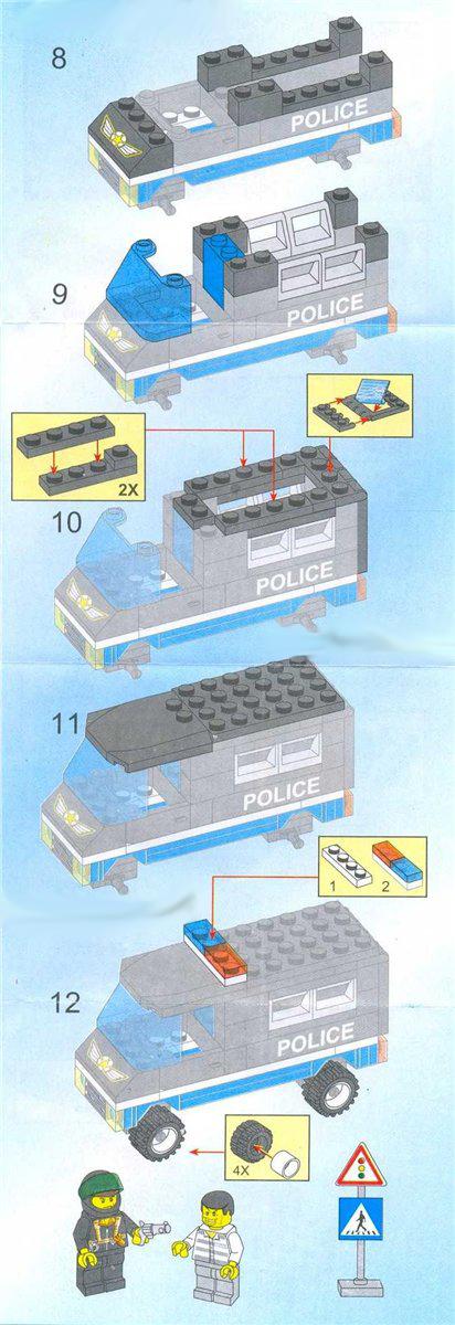 Brick 126 инструкция