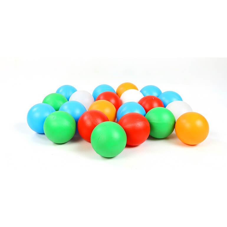 Большие пластмассовые шарики 467