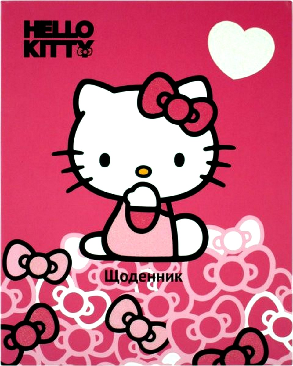 Дневник Hello Kitty-3 HK14-261-3K