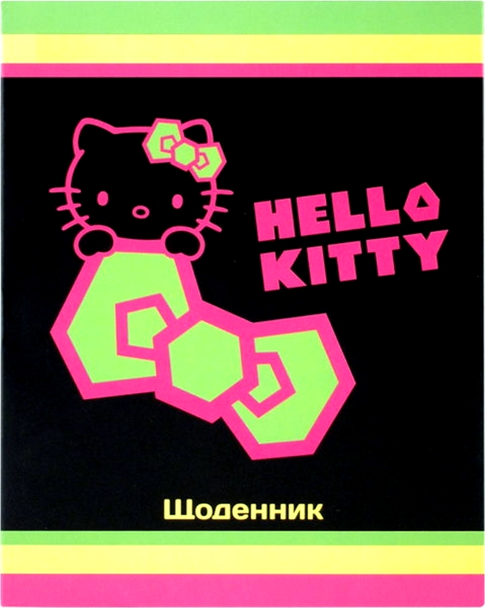 Дневник школьный Hello Kitty HK14-261-1K