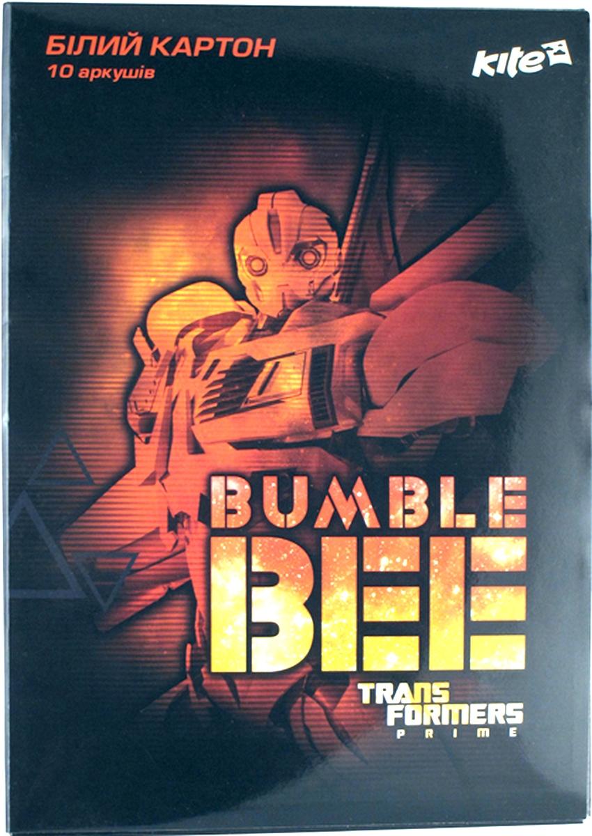 Белый двусторонний картон Transformers TF13-254K