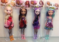 Куколка Ever After High 4 вида E800K-A