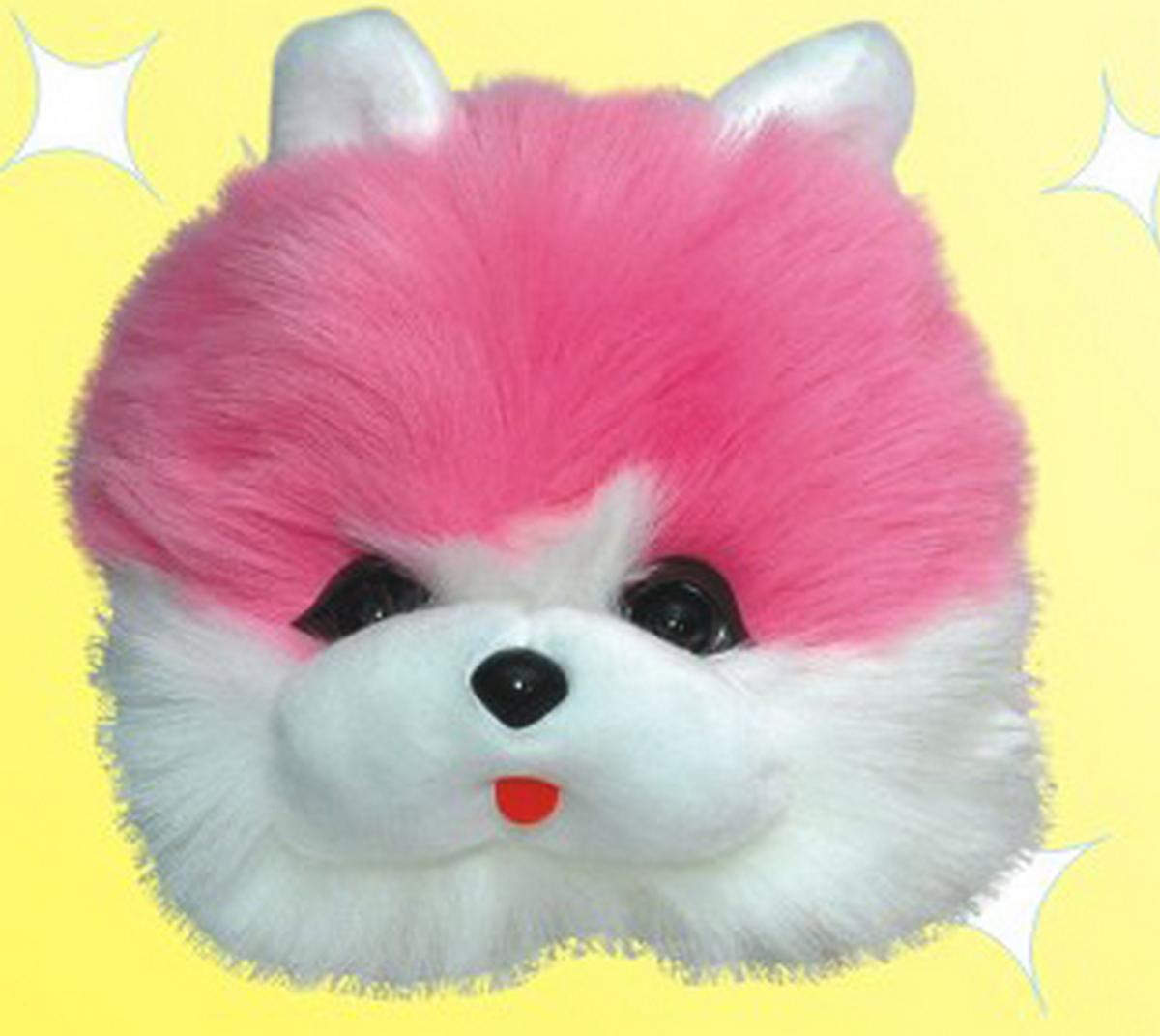 Розовая шапочка кота 235