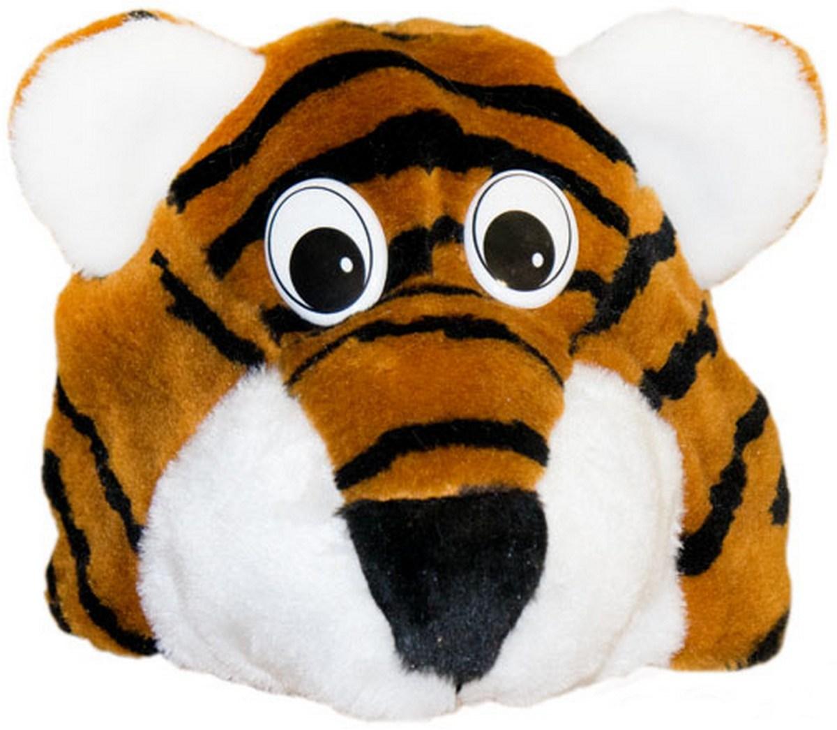 Шапочка тигра 406