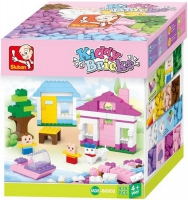 Конструктор Sluban «Kiddy Bricks» для девочек M38-B0503