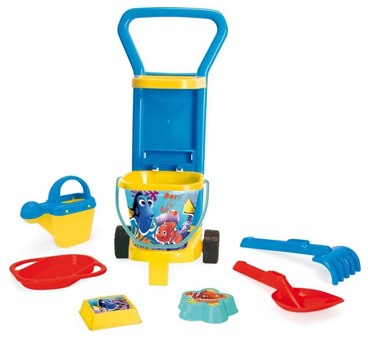 Детская тележка с набором для песка Дори Disney 78270