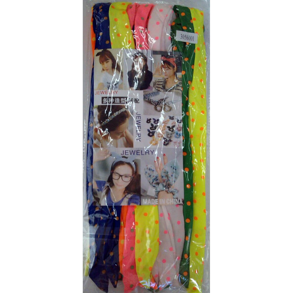 Набор повязок для волос «Солоха» 3056001