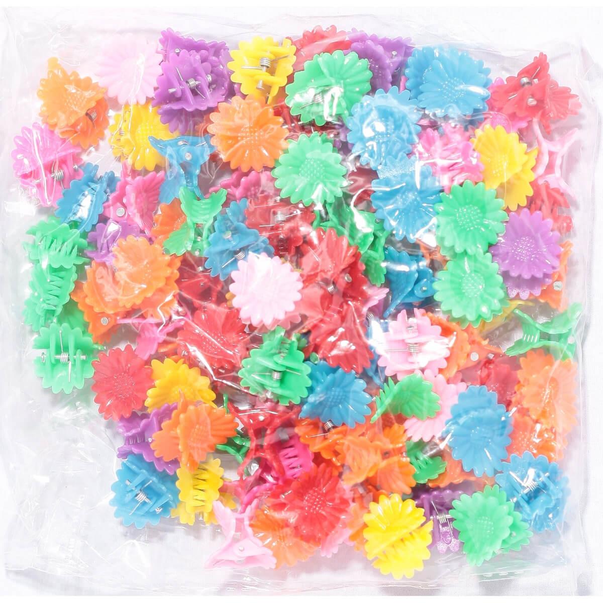 Крабики разноцветные «Ромашка» 3607004