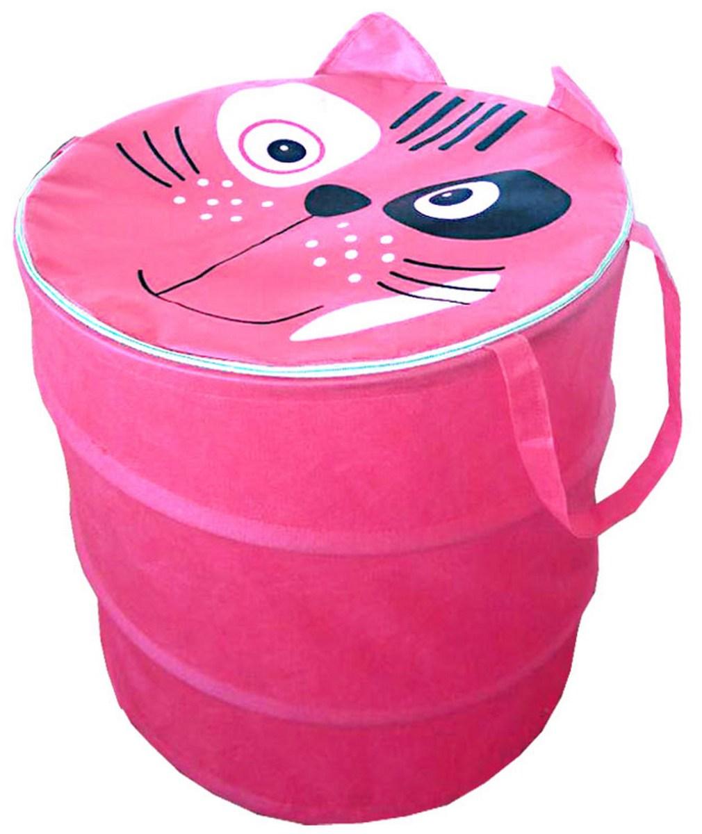 Корзина для игрушек «Кот» 249015