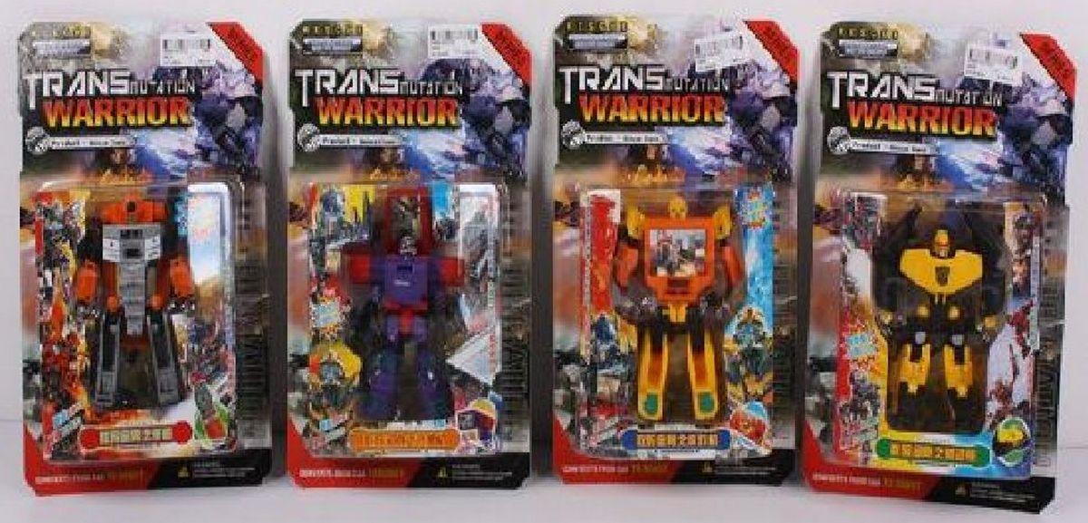 Робот-Трансформер 4 вида 292E