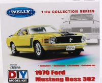 Машина Welly «1970 Ford Mustang» 22088KB