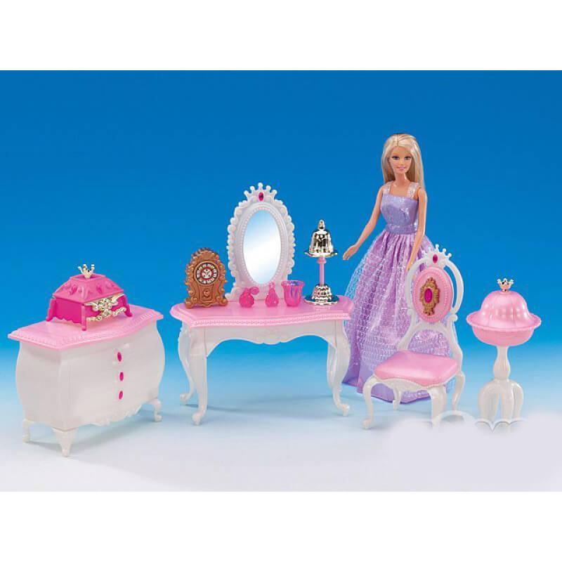 Игрушечная мебель для кукол видео