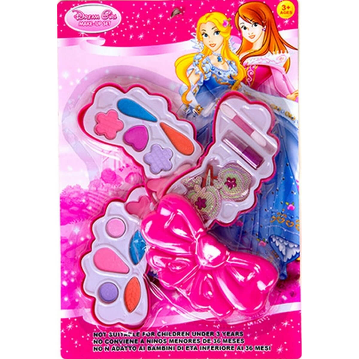 bk toys Набор косметики «Принцесса» 2011E1-4