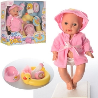 Пупс «Swimming Doll» LD9514A