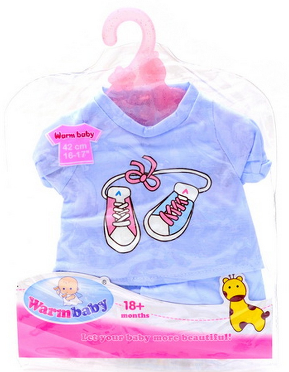 baby doll Одежда для пупса «Baby Born» DBJ-434В