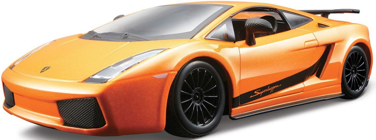 bburago Авто-конструктор «Lamborghini Gallardo Superlegerra 2007» 18-25089