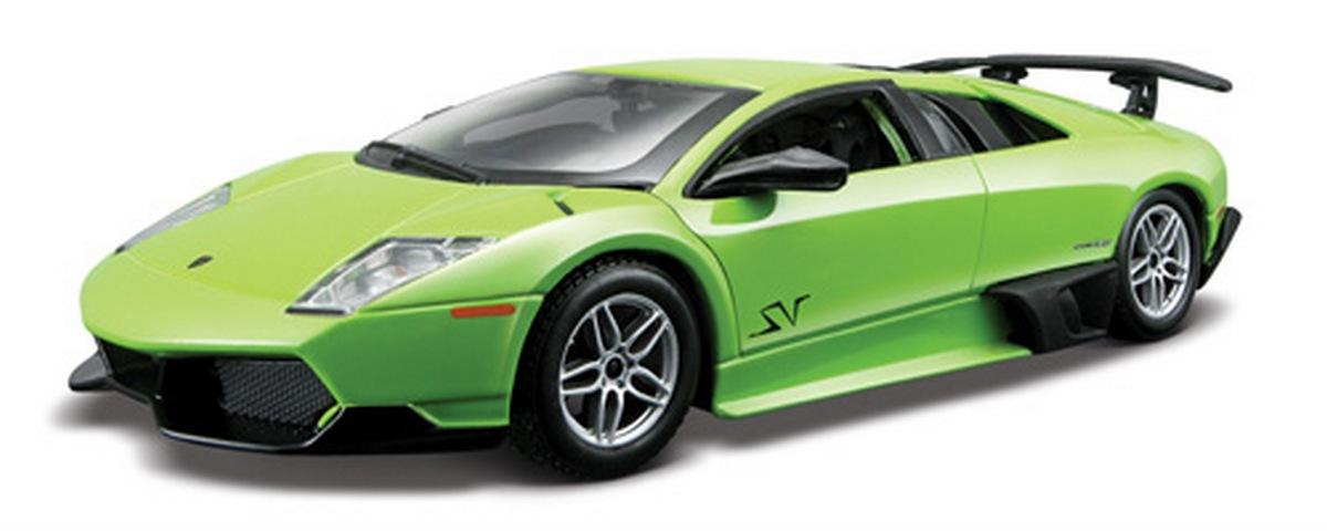 bburago Авто-конструктор «Lamborghini Murcielago LP670-4 SV» 18-25096