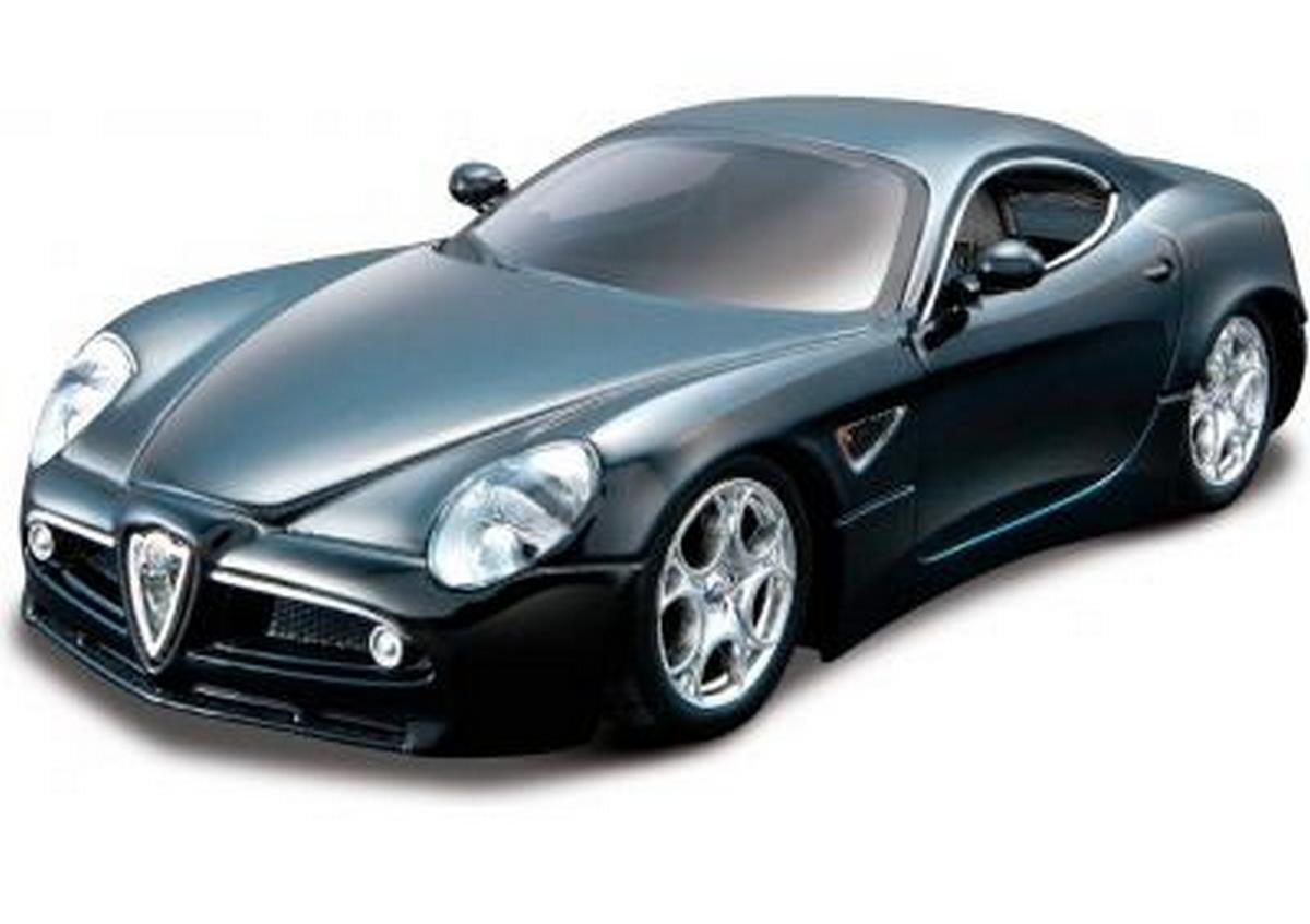 bburago Авто-конструктор «Alfa 8c Competizione» 18-45114
