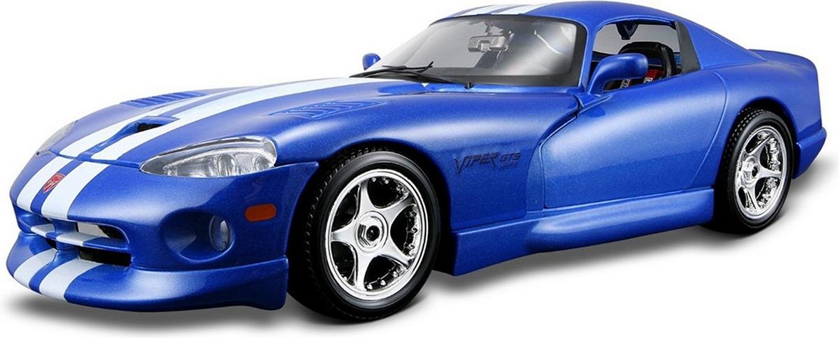 bburago Авто-конструктор Bburago «Dodge Viper GTS coupe» (1996) 18-25023