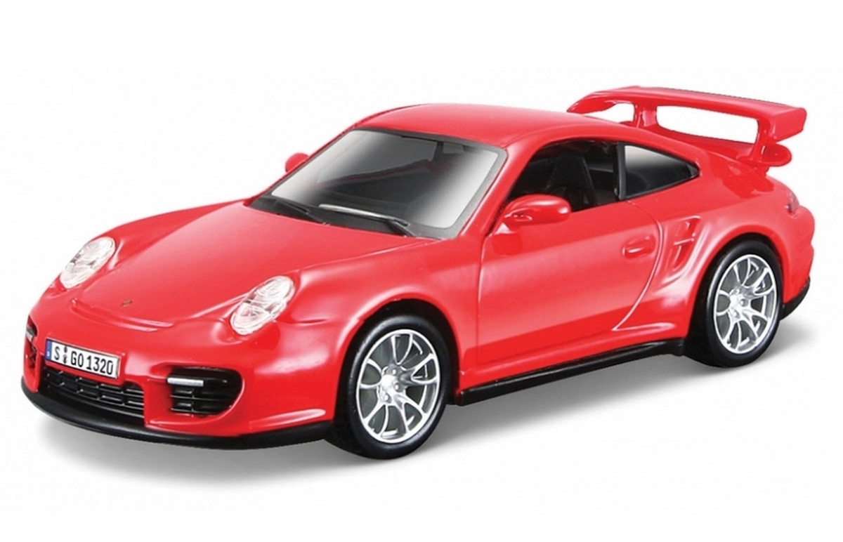 bburago Авто-конструктор Bburago «Porsche 911 GT2» 18-45125
