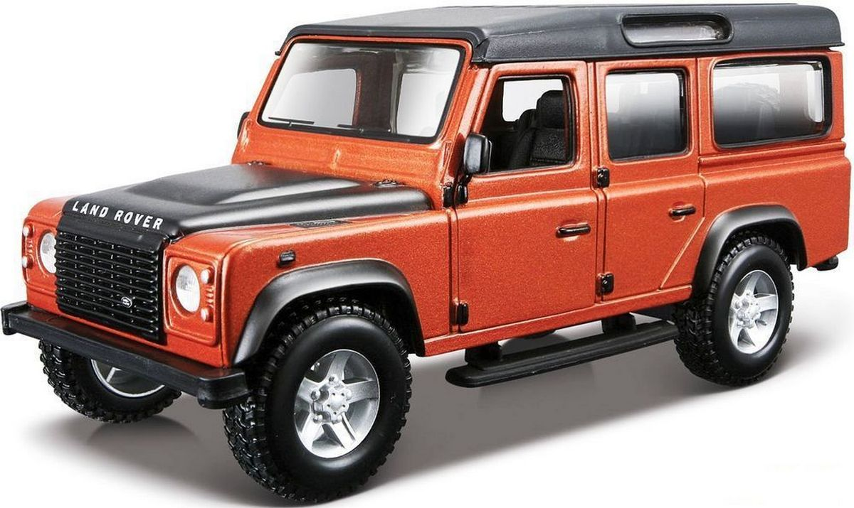 bburago Авто-конструктор Bburago «Land Rover Defender 110» 18-45127