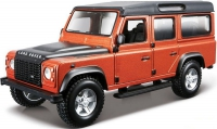 Авто-конструктор Bburago «Land Rover Defender 110» 18-45127