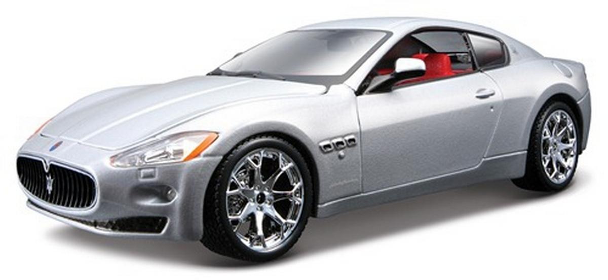 bburago Авто-конструктор Bburago «Maserati Gran Turismo» 18-25083