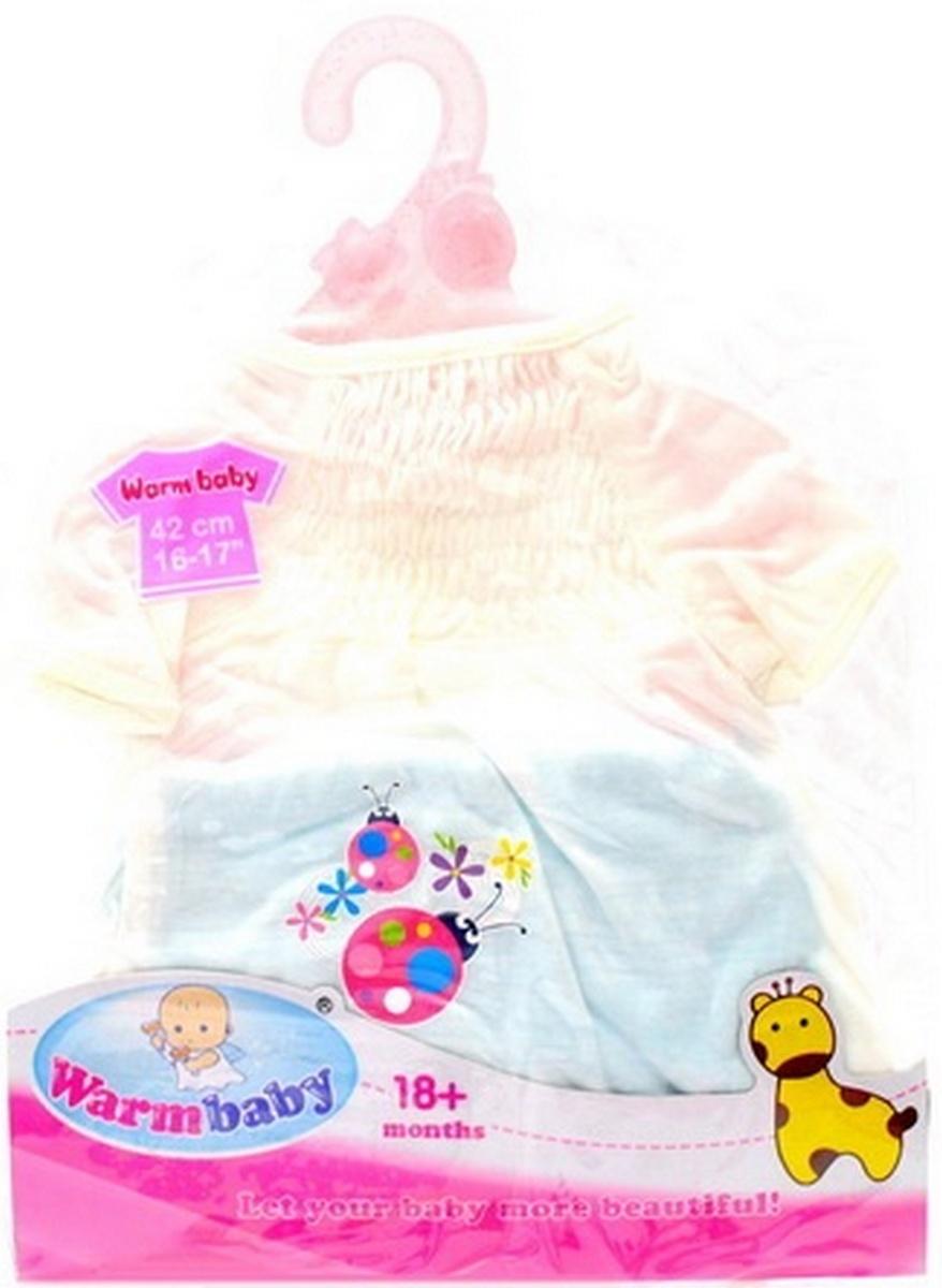 baby doll Одежда для пупсика «Baby Born» DBJ-440