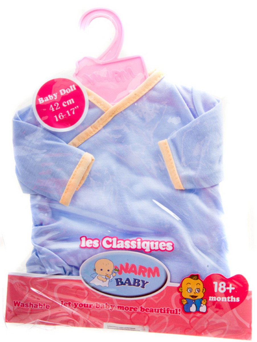 baby doll Одежда для пупса «Baby Born» на вешалке BJ-22