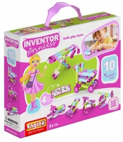 Конструктор Engino Inventor Princess 10 в 1 (IG10) IG10