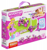 Конструктор Engino Inventor Princess 15 в 1 (IG15) IG15