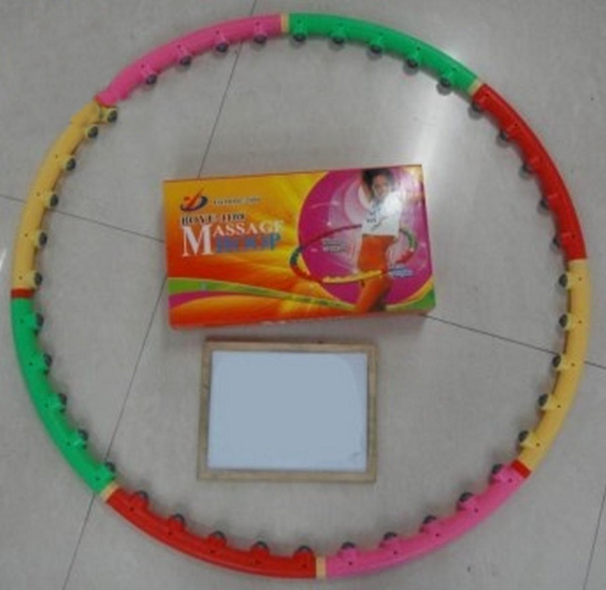 bk toys ltd. Обруч хула хуп 98 см BT-HH-0001