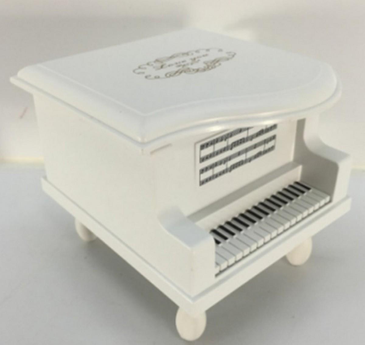 bk toys ltd. Музыкальная шкатулка «Пианино» 8010