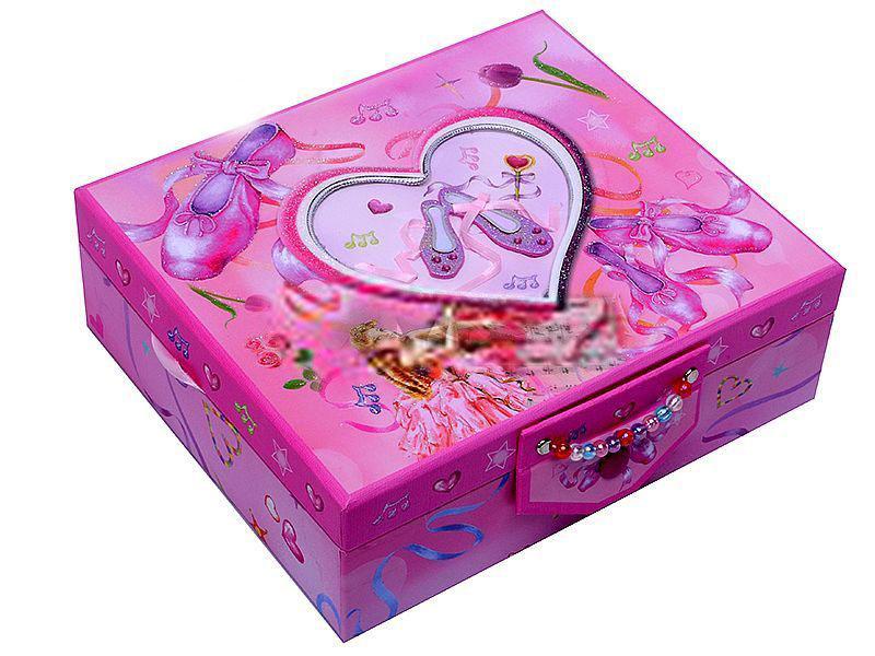 Шкатулка для девочек с аксессуарами BT-C-009