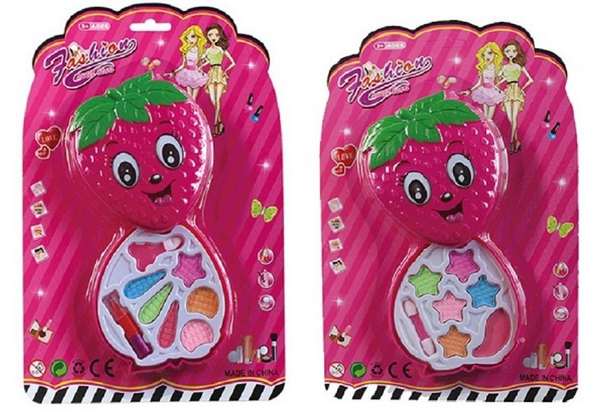 bk toys Набор детской косметики 2 вида «Земляничка» A6892-1