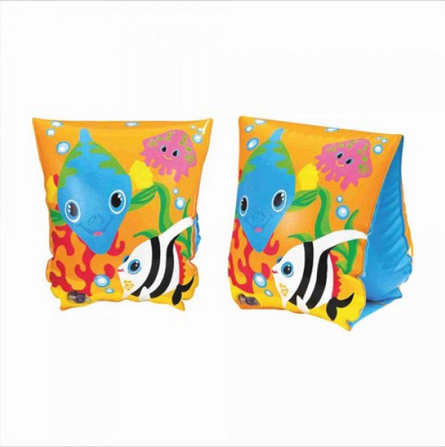intex Надувные нарукавники Intex 58652 «Рыбки»