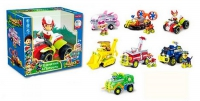 Транспорт «Paw Patrol» Jungle Rescue 8 видов LQ2040