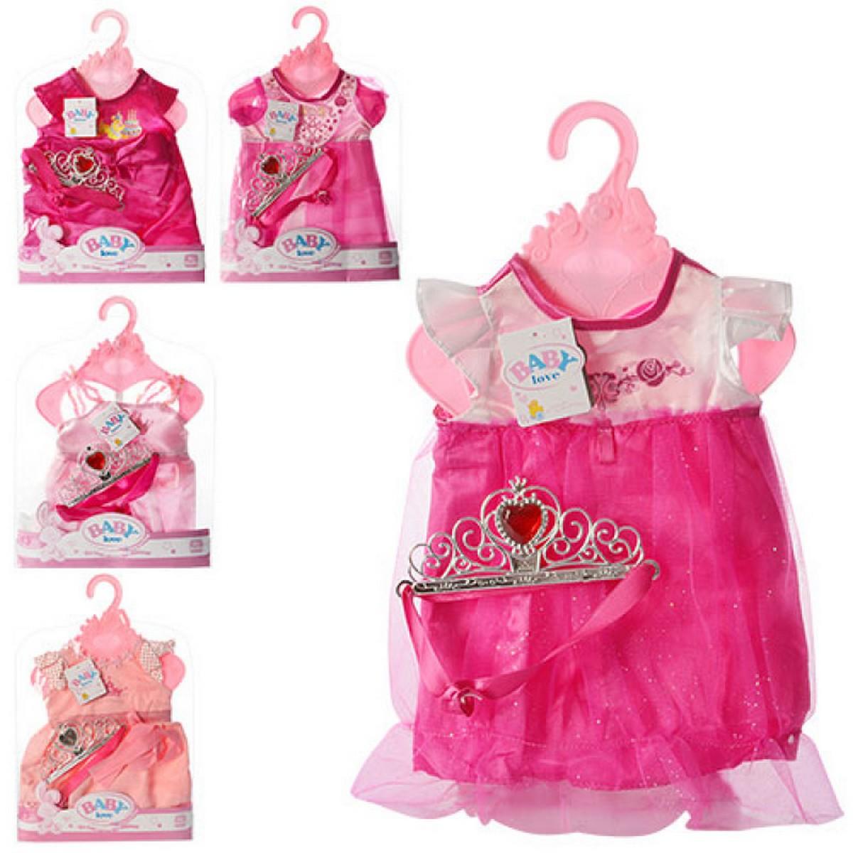 baby doll Кукольный наряд 5 видов BLC18-E-D-C-B-A