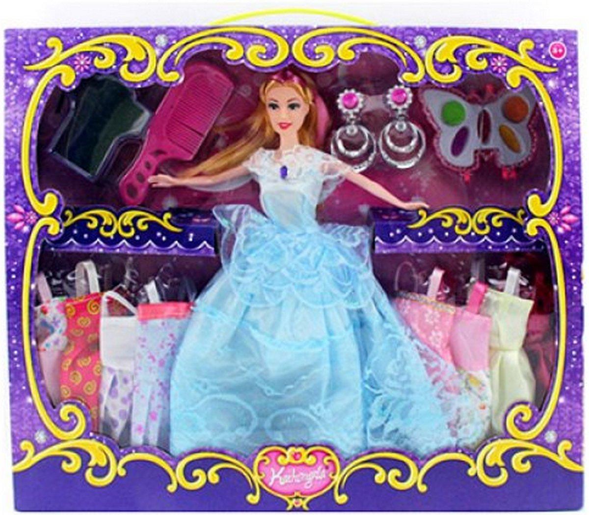 Кукла с платьями и косметикой 836368-3 купить в Украине ...