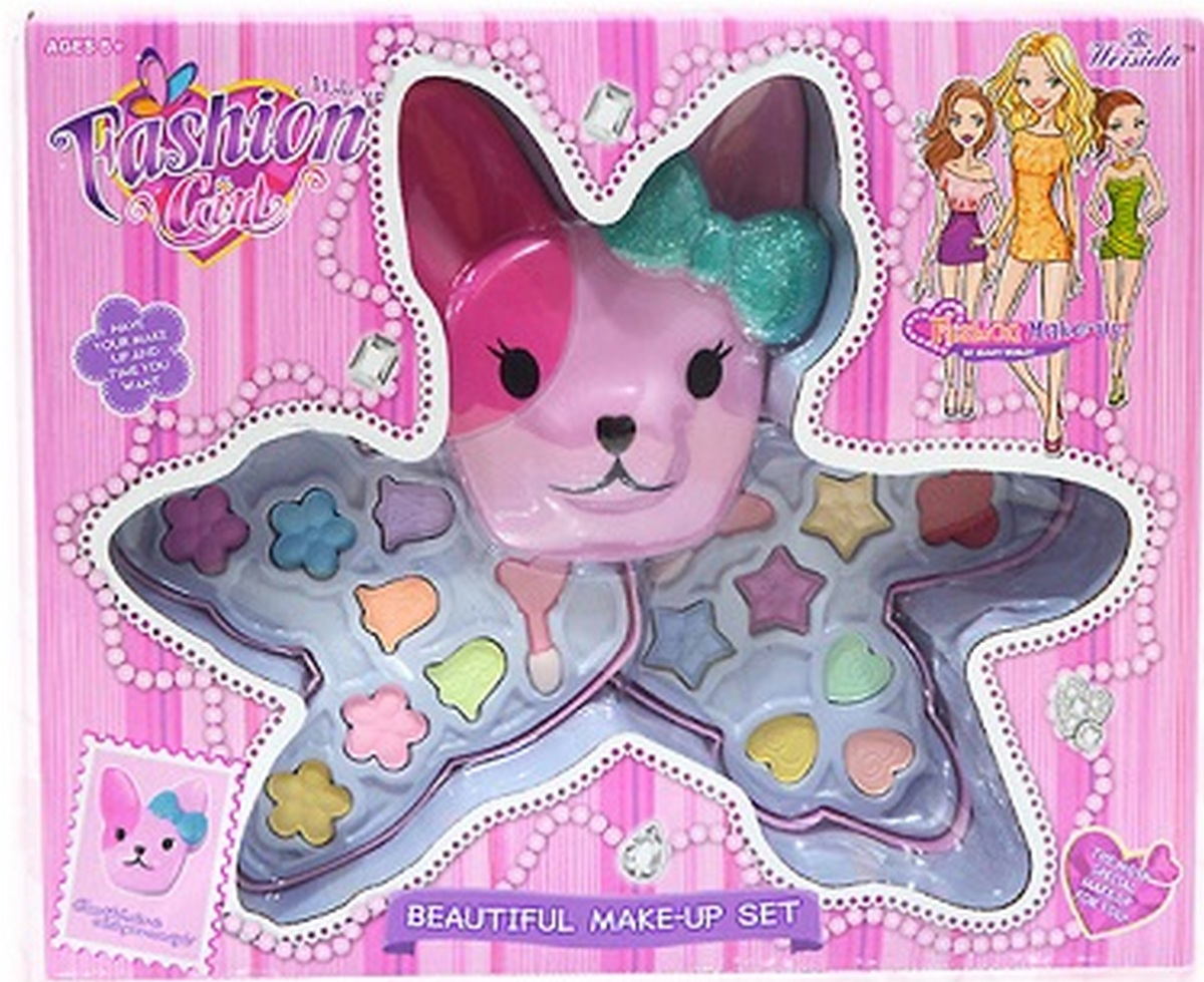 bk toys Косметика для девочек «Собачка» V10677E