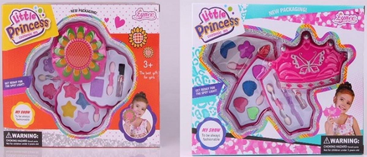 bk toys Косметический набор для девочек 2 вида «Little princess» B6238336