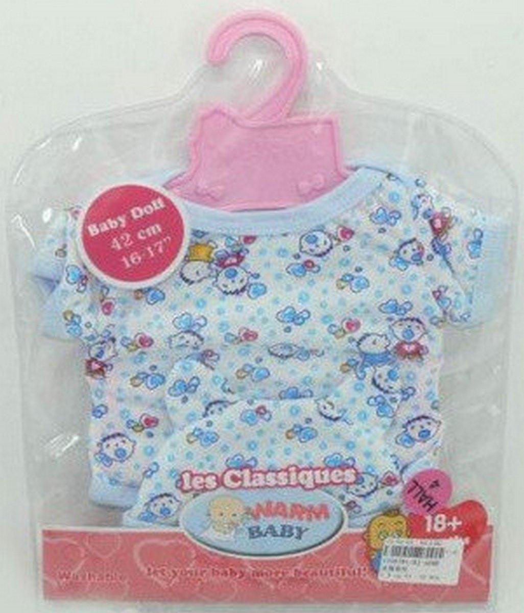 baby doll Одежда для пупса «Бебика» BJ-408В