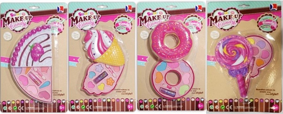 bk toys Косметика детская «Make Up» 4 вида 70635BCDF