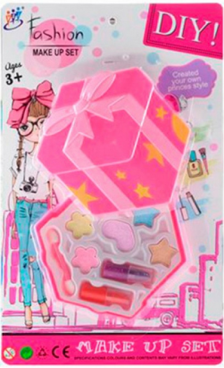 bk toys Детская косметика «Fashion» 215-1D