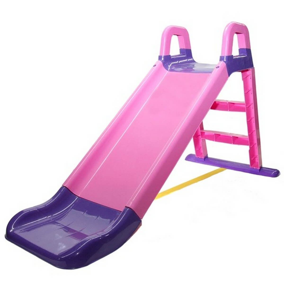 doloni Горка для катания детей розово-фиолетовая 0140/05