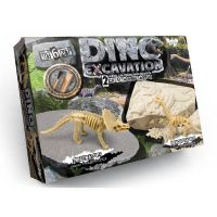 Раскопки динозавров «Трицератопс и Брахиозавр» Dino Excavation DEX-01-03