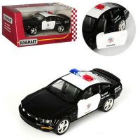 Машинка Kinsmart 2006 Ford Mustang GT Police KT 5091 WP