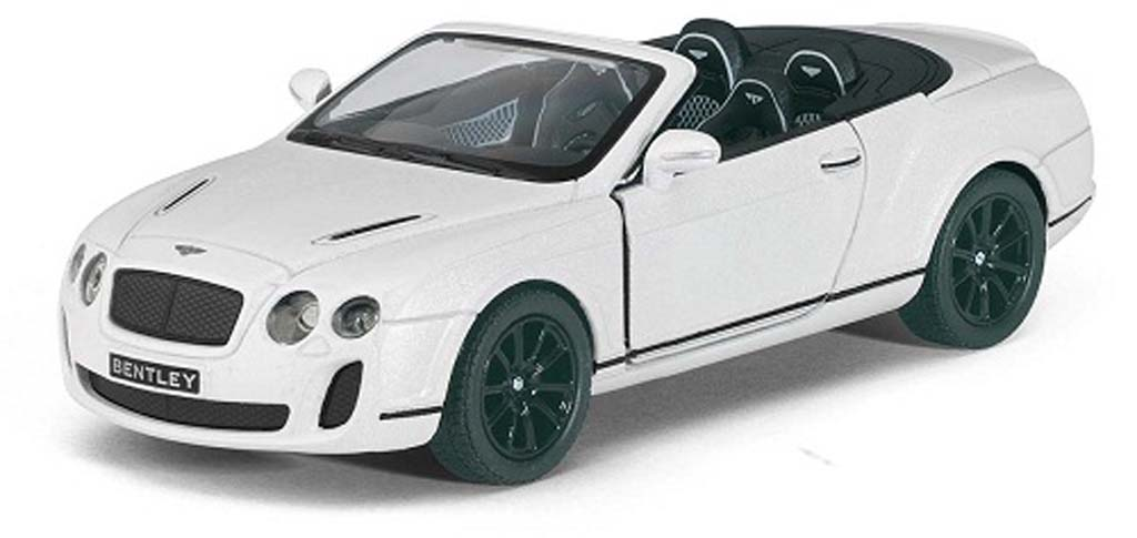 Машинка Kinsmart 2010 Bentley Continental Supersports